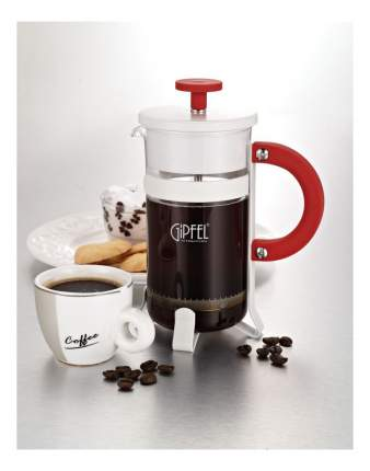 GIPFEL Стеклянный заварочный чайник MILEBI 1000 мл