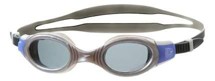 Очки для плавания Speedo Futura Biofuse Polarised Female 8-09066 серые/прозрачные (А263)