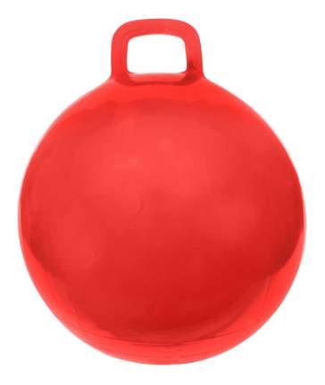 Гимнастический мяч МалышОК Прыгун с ручкой красный 50 см