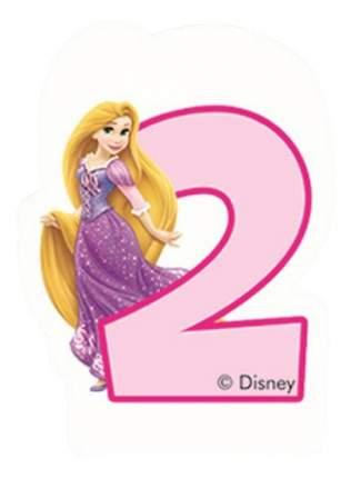 Свечка «Принцессы» 2 года