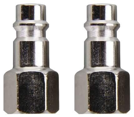 Адаптеры WESTER 815-004 быстросъёмные с внутренней резьбой 1/4'' на пистолет 2 шт 55266
