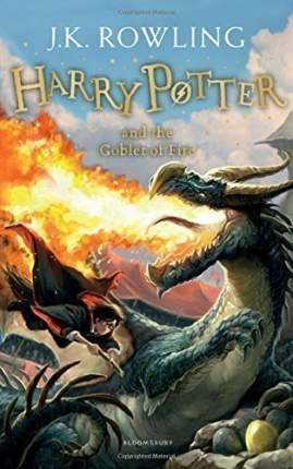 Rowling J, Harry Potter And The Goblet Of Fire