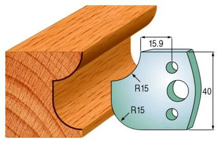 Комплект из 2-х ножей 40x4 SP CMT 690.177