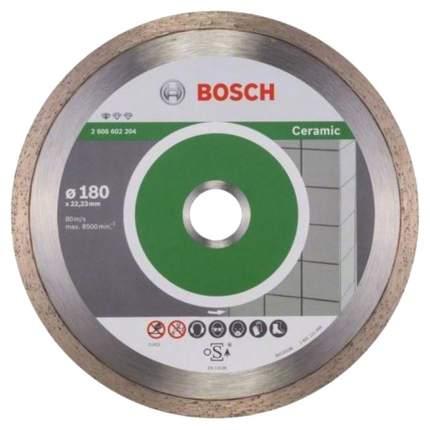 Алмазный диск Bosch Stf Ceramic180-22,23 2608602204