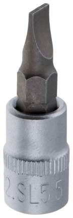 Торцевая головка с вставкой битой STELS 13808