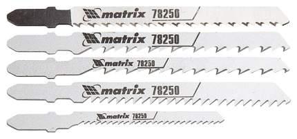 Пилки для лобзика MATRIX 78250