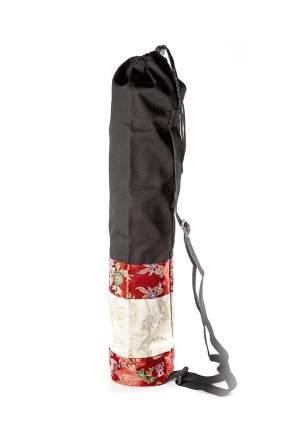 Чехол для йоги RamaYoga Гейша, черный/красный 509064