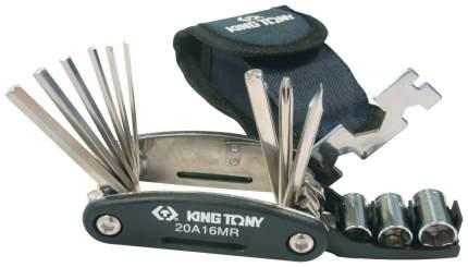Набор инструментов KING TONY 20A16MR