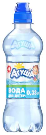 Вода Агуша с рождения 0,33 л