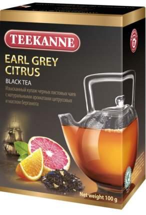 Чай черный Teekanne earl grey citrus 100 г