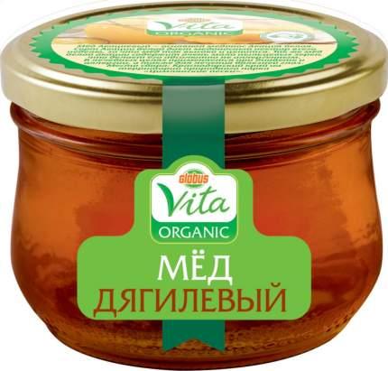 Мед дягилевый Глобус Вита оrganic 270 г