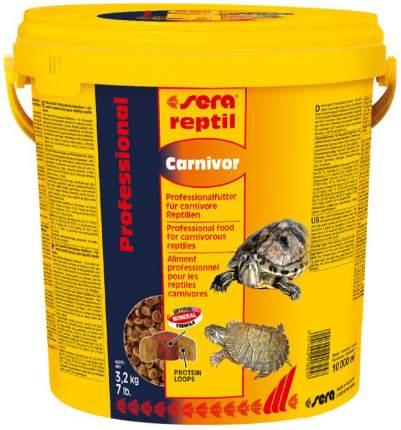 Корм для рептилий Professional корма, рыба, 3,2кг