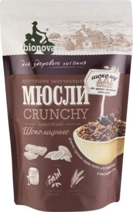 Мюсли Bionova шоколадные 400 г