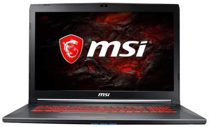 Ноутбук игровой MSI GV72 7RD-1080RU 9S7-1799GB-1080