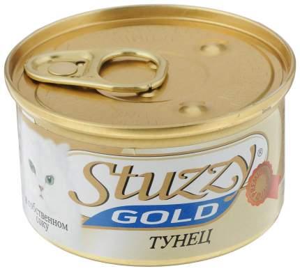 Консервы для кошек Stuzzy Gold  тунец 85г