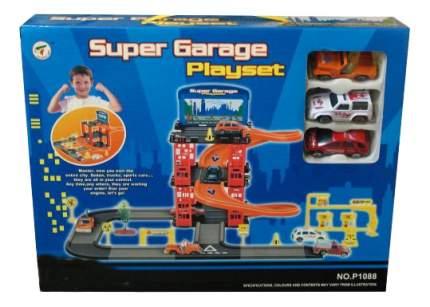 Парковка 3 уровня Super Garage Gratwest P1088