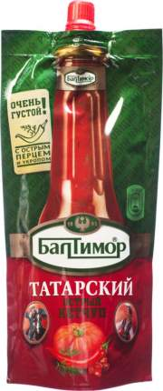 Кетчуп Балтимор татарский острый 260 г
