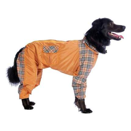 Комбинезон для собак ТУЗИК, женский, в ассортименте, размер XL, длина спины 36 см