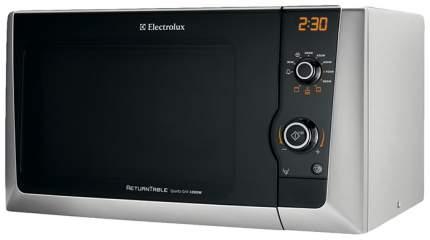 Микроволновая печь соло Electrolux EMS21200W silver/black
