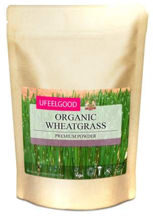 Ростки пшеницы Ufeelgood молотые 200 г