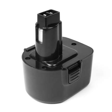 Аккумулятор для DeWalt 12V 2.0Ah (Ni-Cd) PN: DC9071, DE9037, DE9071, DE9074.