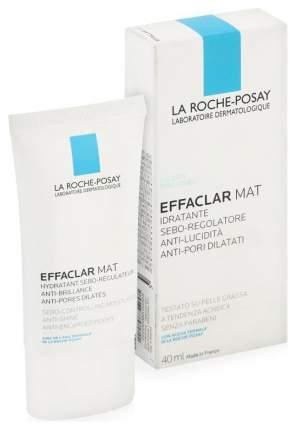 Эмульсия La Roche-Posay Effaclar Mat увлажняющая, матирующая, себорегулирующая, 40 мл