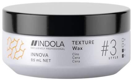 Воск для укладки Indola Texture Wax 85 мл
