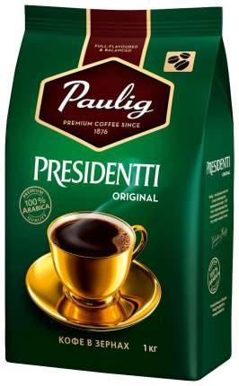 Кофе Paulig presidentti original в зернах 1кг
