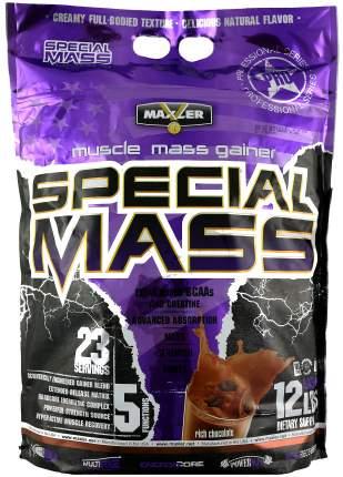 Гейнер Maxler Special Mass Gainer 5400 г Rich Chocolate