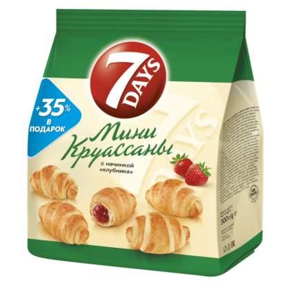 Круассаны-мини 7 Days с начинкой клубника 300 г