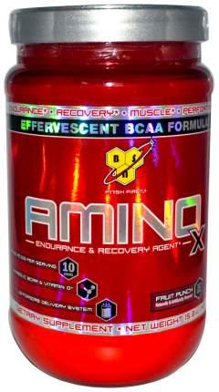 Аминокислотный комплекс BSN Amino X 435 г фруктовый пунш