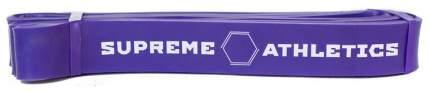 Эспандер ленточный Supreme Athletics Резиновая петля 15-38 кг фиолетовый