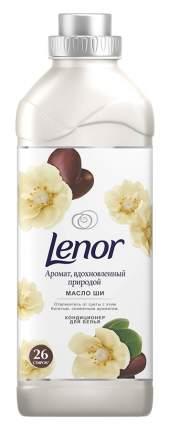 Концентрированный кондиционер для белья Lenor масло ши 910мл