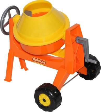 Игрушка для песочницы Бетономешалка мини Полесье
