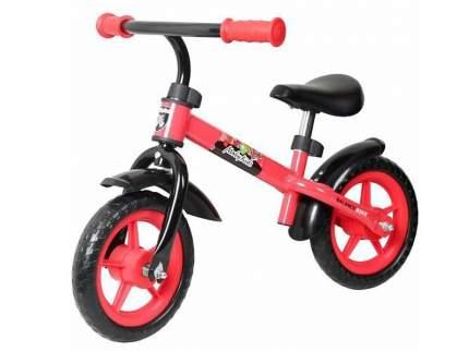 Беговел двухколёсный Moby Kids KidFun 10 10 красный 641162