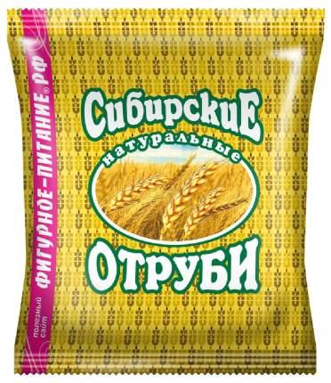 Отруби Сибирская Клетчатка пшеничные натуральные 200 г
