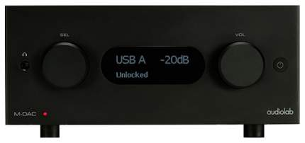 ЦАП Audiolab M-DAC+ Black