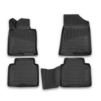 Комплект ковриков в салон автомобиля для Subaru Element (ELEMENT3D4620210)