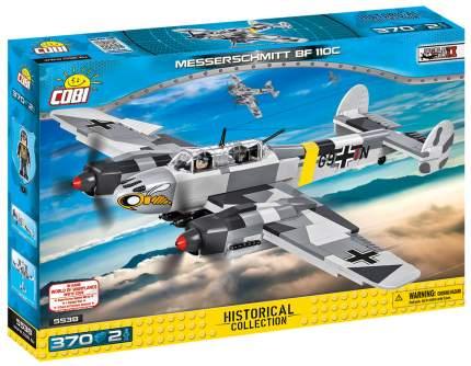 Конструктор пластиковый Cobi Самолет Messerschmitt Bf 110C 5538