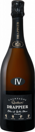 Drappier Quattuor Blanc De Quatre Blancs Brut Champagne AOP