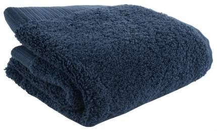 Полотенце для лица темно-синего цвета Essential 30х50
