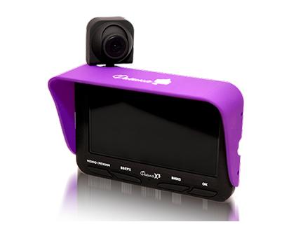 Подводная видеокамера Фишка Х3 Violet