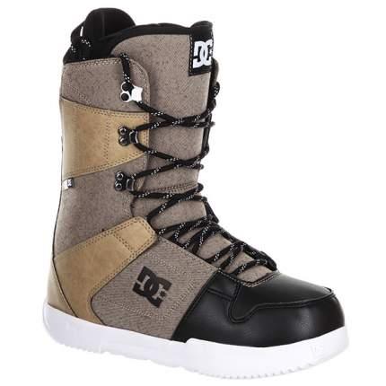 Ботинки для сноуборда DC Phase 2019, бежевые, 27