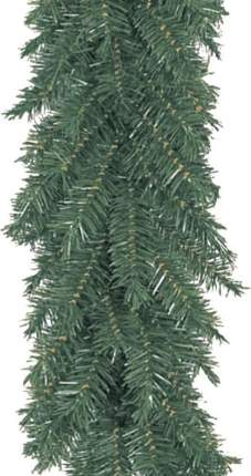 Еловый шлейф 2,7 м  с шишками, объем 41 см 307-221