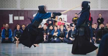 Сертификат Индивидуальный мастер-класс по владению японским мечом для компании (до 6 чел.)