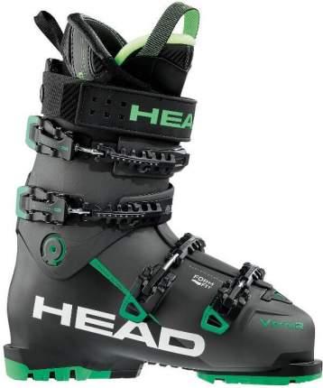 Горнолыжные ботинки Head Vector Evo 120 S 2018, black/green, 30.5