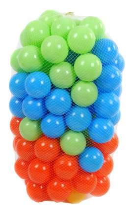 Мячики для сухого бассейна, 7.5 см, 100 шт.  Польская пластмасса