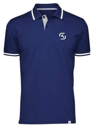 Поло SK Gaming Polo Shirt Blue (XL)
