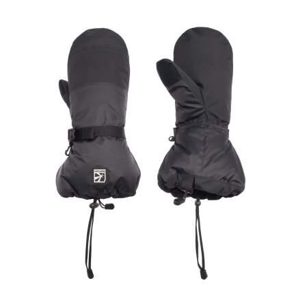 Рукавицы Bask Brooks-d V2, черные, XL