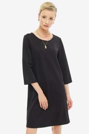 Платье женское ICHI 110686 10011 черное S